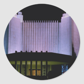 Latter-Day Saints temple in Washington, D.C., U.S. Sticker