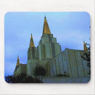 Latter Day Saints Temple Mouse Pad