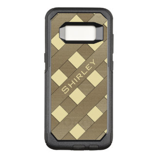 Lattice Fence by Shirley Taylor OtterBox Commuter Samsung Galaxy S8 Case