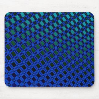 lattice mouse mat