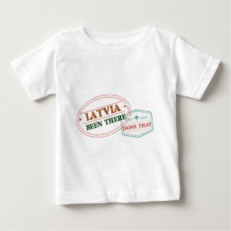 Latvia Been There Done That Baby T-Shirt