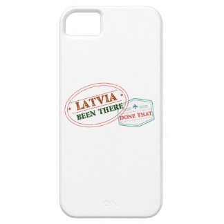 Latvia Been There Done That iPhone 5 Case