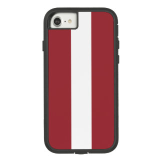 Latvia Flag Case-Mate Tough Extreme iPhone 8/7 Case