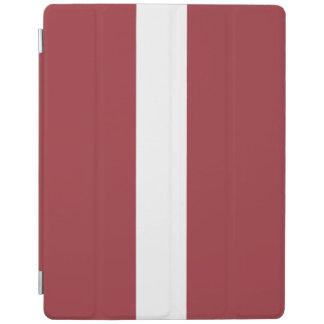Latvia Flag iPad Cover