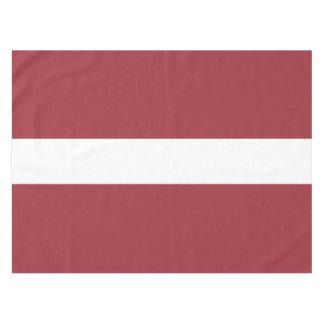 Latvia Flag Tablecloth