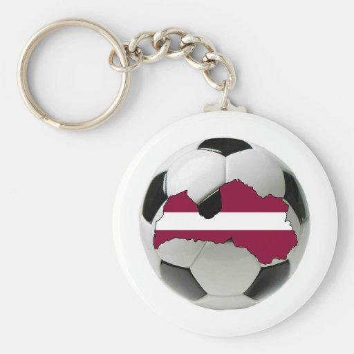 Latvia national team key chains