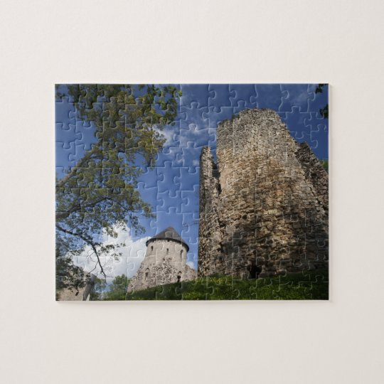 Latvia, Northeastern Latvia, Vidzeme Region, Jigsaw Puzzle