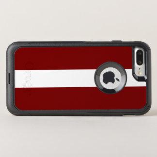 Latvia OtterBox Commuter iPhone 8 Plus/7 Plus Case