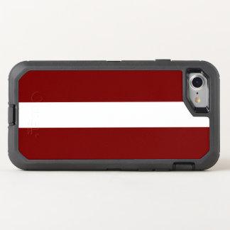 Latvia OtterBox Defender iPhone 8/7 Case