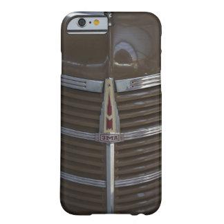 Latvia, Riga, Riga Motor Museum, hood ornament Barely There iPhone 6 Case