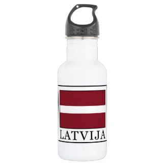 Latvija 532 Ml Water Bottle