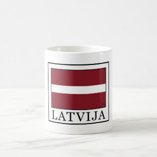 Latvija Coffee Mug