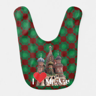 Lätzchen Moscow Russia Russia Bib