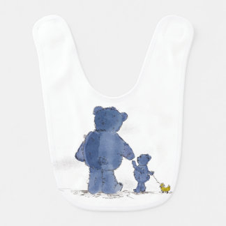 "Lätzchen ""mother love "" bib"