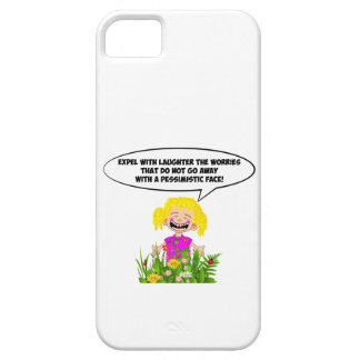 Laugh Barely There iPhone 5 Case