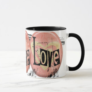 Laugh Live Love Mug