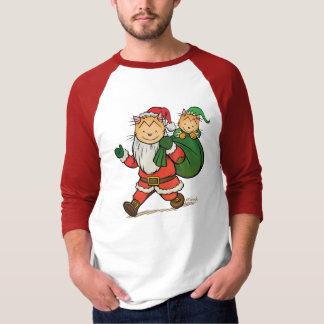 Laugh-Out-Loud Claus T-shirt