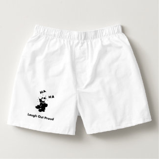 Laugh Out Proud Boxers