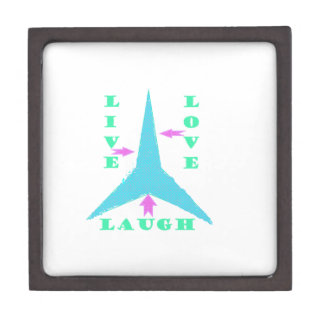 LAUGH PREMIUM TRINKET BOX