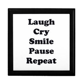Laugh Repeat Gift Box