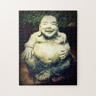 Laughing Buddha Jigsaw Puzzle