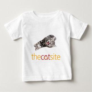 Laughing Cat Baby T-Shirt