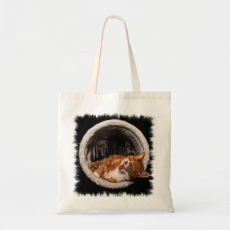 Laughing Cat Tote