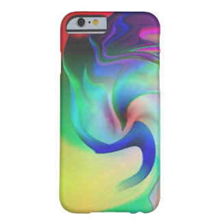 Laughing Dolphin Barely There iPhone 6 Case