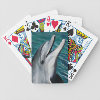 Laughing Dolphin Poker Deck