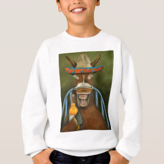 Laughing Donkey Sweatshirt