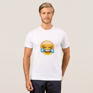 Laughing Emoji Shirt