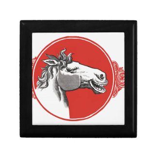 Laughing Horse Gift Box