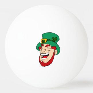Laughing Leprechaun Ping Pong/Beer Pong Ball