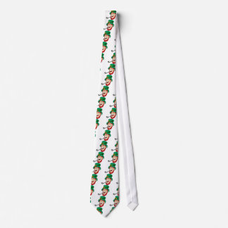 Laughing Leprechaun Tie