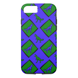 Laughing Rex iPhone 7, Tough iPhone 8/7 Case