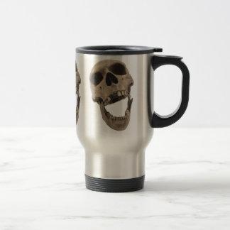 Laughing Skull Travel Mug