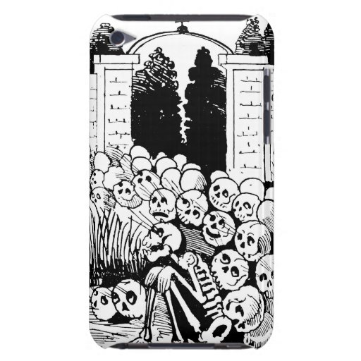 Laughing Skulls iPod Touch Cases
