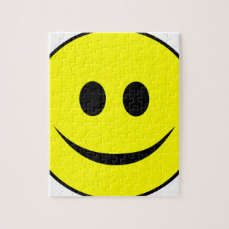 Laughing Smiley Jigsaw Puzzle