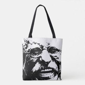 Laughing Teddy Tote Bag