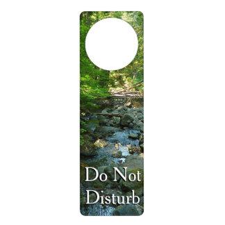 Laughingwater Creek at Mount Rainier National Park Door Hanger