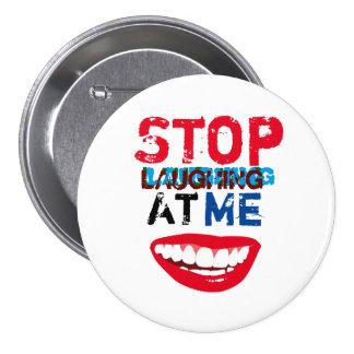 Laughter 7.5 Cm Round Badge