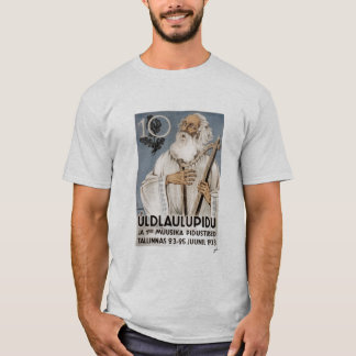 Laulupidu, Estonian Song Festival 1933 T-Shirt