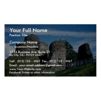 Launceston Castle Business Card Template