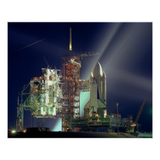 Launch Pad 1981 Poster