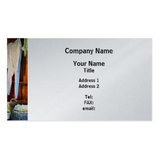 Laundry Day - Platinum Finish Business Cards