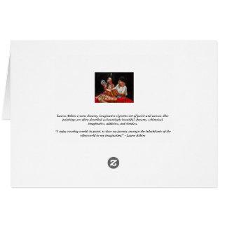 """Laura Atkins Art - """"Arcana"""" Greeting Card"""