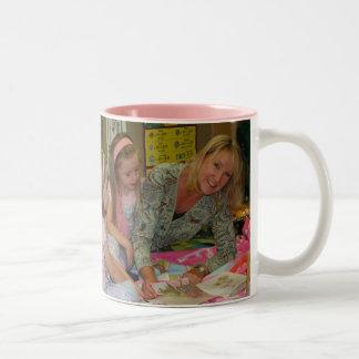 LAura Ballantyne Two-Tone Mug