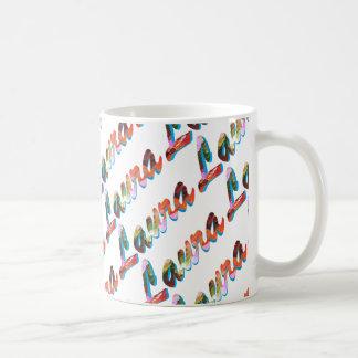 Laura Basic White Mug