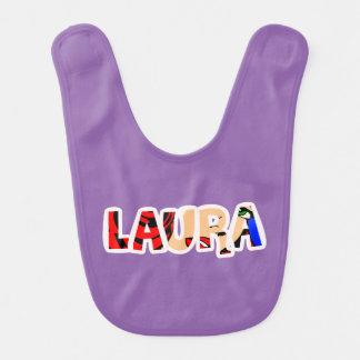 Laura bib