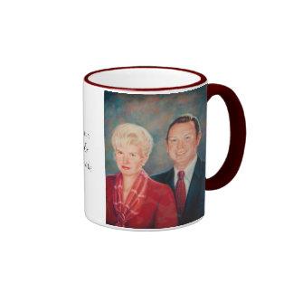 Laura & Charlie Ringer Mug
